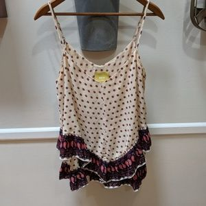 Maeva Anthropologie cami blouse